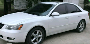 2007 Hyundai Sonata for sale safety brand new started