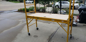 6' Baker scaffold great condition $120