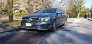 2014 Mercedes Benz CLA AMG Sport Package W warranty