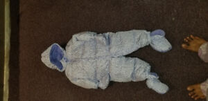 18 to 24 months girls snow suit from gap