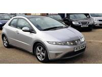 Honda Civic ES 2.2i-CTDi 140Bhp Warranty & delivery available Px welcome