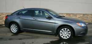 2012 Chrysler 200 LX -  Mint Condition
