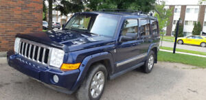 2006 JEEP COMMANDER LIMITED HEMI 5.7