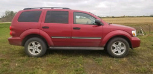 07 Dodge Durango to trade for truck
