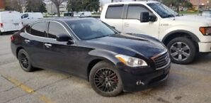 2011 Infiniti M56 X  ALL WHEEL DRIVE  ^^FULLY CERTIFIED