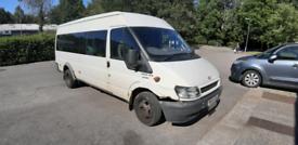 Ford transit 2004 minibus. No mot. Runner. Cwmbran