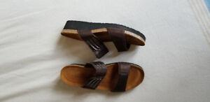 Women's NAOT sandals
