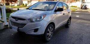 2013 Hyundai Tucson AUTOMATIC