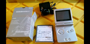 Mint condition gba-sp