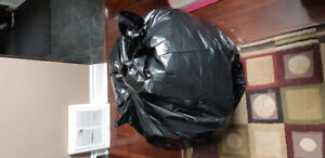 Large bag of ladies/teen clothes-size sm/md