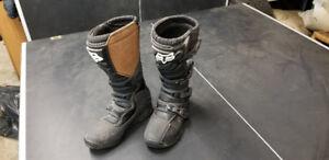 Moto cross boots