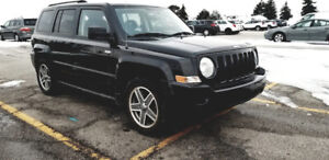 2009 Jeep Patriot 4x4 safetied etested