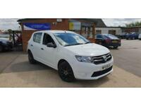 2013 Dacia Sandero 1.2 16v ( 75bhp ) Ambiance MANUAL PETROL NEW SERVICE