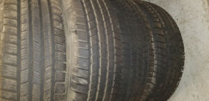 LT245/75r16 michelin ltx winter.