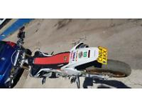 HONDA CRK450X SUPERMOTO MOTOCROSS £4995 PART EXCHANGE WELCOME