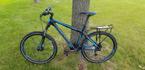 """Ghost EBS comp 26"""" mountain bike sold by MEC"""