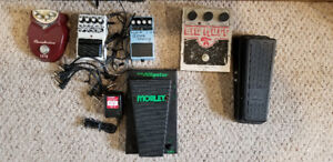 Pedals For Sale/Trade