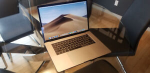"15"" Touch Bar Macbook Pro Bundle - Great condition"
