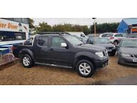 2009 Nissan Navara 2.5dCi Outlaw double cab 4x4 £5995 PART EXCHANGE WELCOME