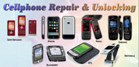 Unlocking, Software Repair, and Data Recovery for any cellphone
