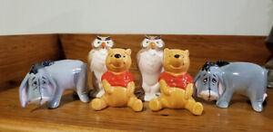 Beswick porcelain animal figurines and characters for sale.