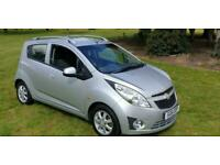CHEVROLET SPARK LS PLUS 1.2 LOW ROAD TAX £20 YEAR LOW INSURANCE VERY ECONOMICAL