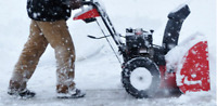 24HR RESIDENTIAL SNOW REMOVAL / SALTING.