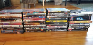 DVDs. 48 to choose from. Classic movies and TV.