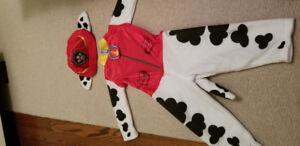 Paw Patrol Marshall Halloween Costume size 3-4
