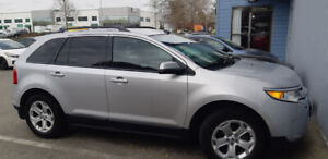 2012 Ford Edge Silver One Driver Excellent Condition