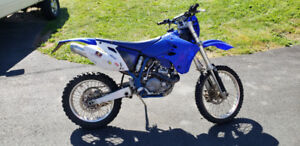 2003 Yamaha WR450f Price Drop!!!!!