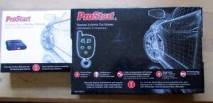 ProStart Remote Control Starter and Interface (never opened)