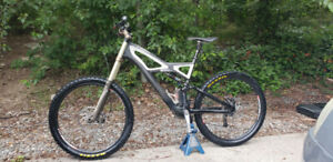 2010 Specialized S-Works Enduro (L)
