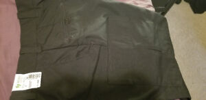 Women's navy blue EMS/security cargo pants 2 pair,tags on