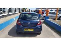 Vauxhall/Opel Corsa 1.4i 16v ( 100ps ) 2012MY SXi sat/nav 2 owners 41,000 miles