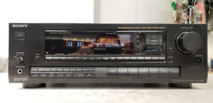 5ch Sony Home Theatre Receiver