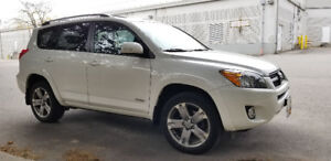 RAV4, Safety Certified, V6 AWD, 2009, 4 brand new tire, Low mile