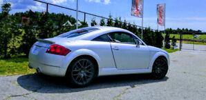 2005 Audi TT Quattro 1.8T - Tastefully Modded