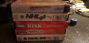 5 Sega genesis games