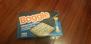 Boggle Classic Word Game