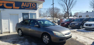 2007 Honda Accord!INSPECTED!DETAILED!3 MONTHS WARRANTY