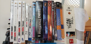 Movies and TV Seasons for Sale!