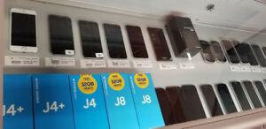 SAMSUNG J4 PLUS 32GB $250, J8 64GB $380, A520 32GB $220