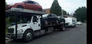 freightliner m2 2012 towing