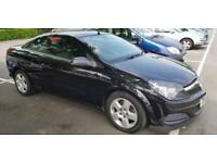 2008 Vauxhall Astra 1.9CDTi 16v Coupe Manual Black New Cambelt