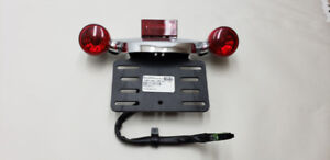 Harley-Davidson Touring Rear lights USA Model