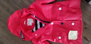2 Manteaux fille 3 ans à vendre