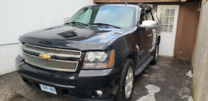 2007 Tahoe LTZ  Cert.  Black on Black