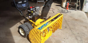 CUB CADET 45 inch Commercial Snow Blower