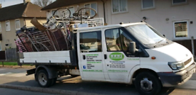 Scrap man Leicester free scrap collection waste clearance